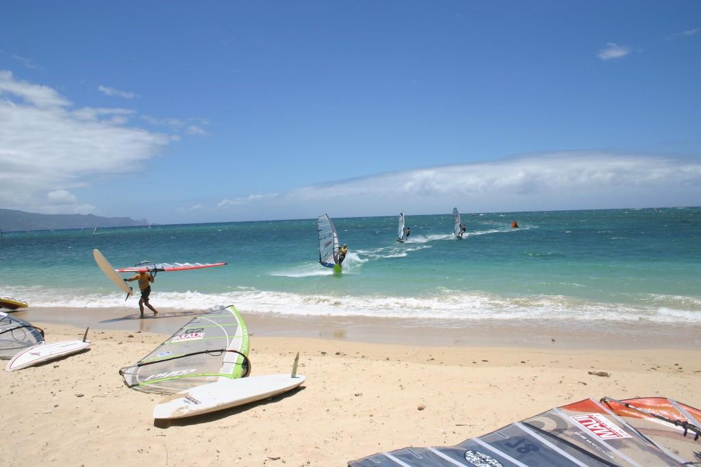 Kanaha Beach Park Maui Guidebook