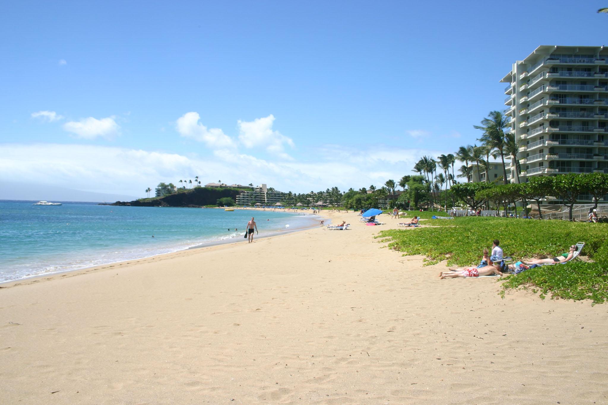 Ka Anapali Beach Maui Guidebook