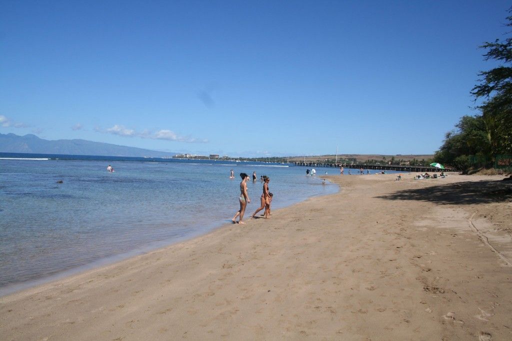 Lahaina Baby Beach Maui Guidebook