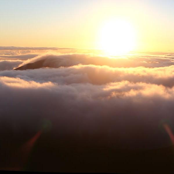 Haleakala Sunrise.