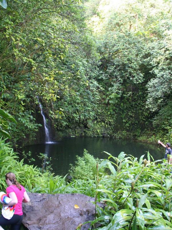 Haipuaena Falls