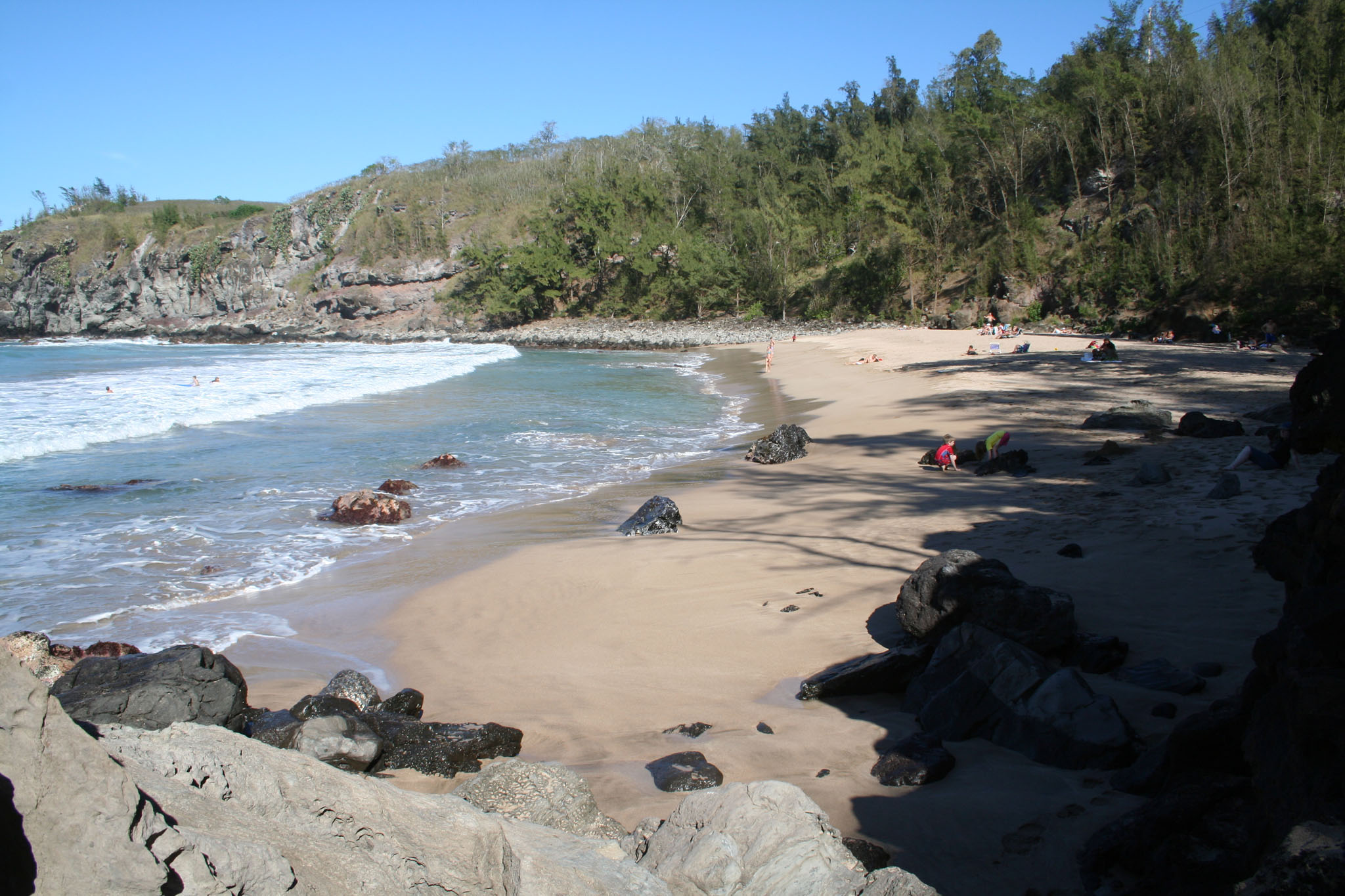 Slaughterhouse Beach Aka Mokule Ia