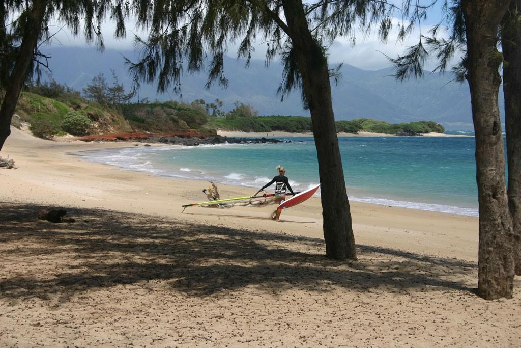 Spreckelsville Beach Maui Guidebook