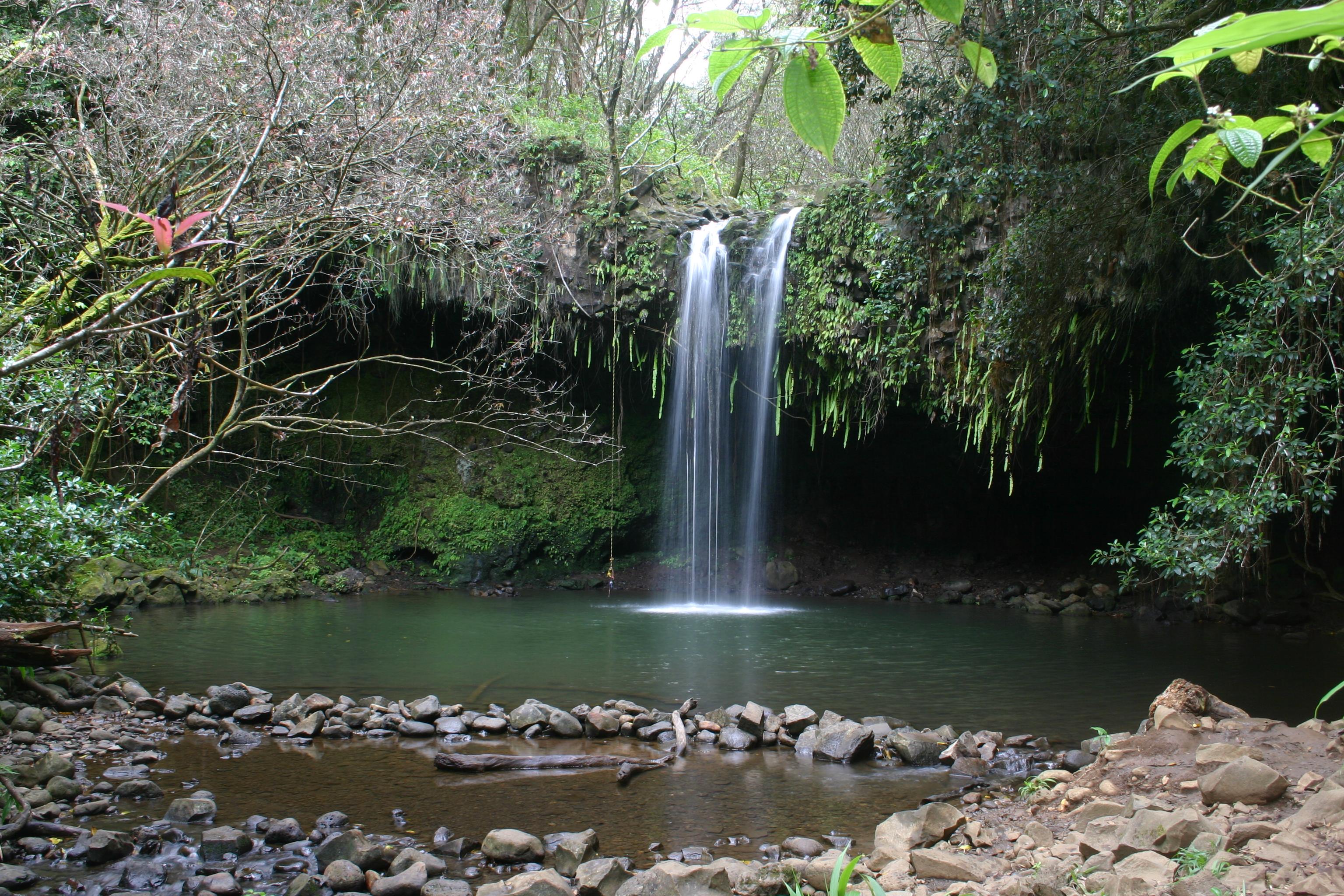 Twin Falls Maui Guidebook