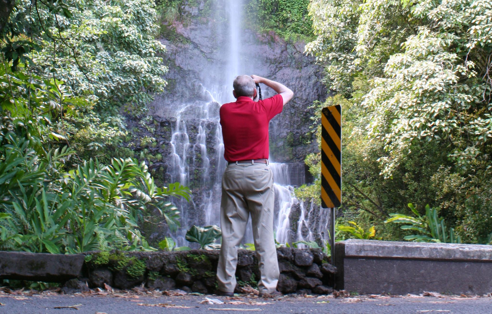 Wailua Falls Maui Guidebook