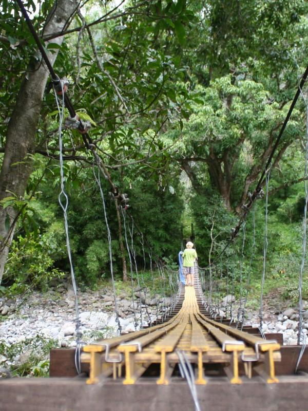 Swinging Bridges in 2011