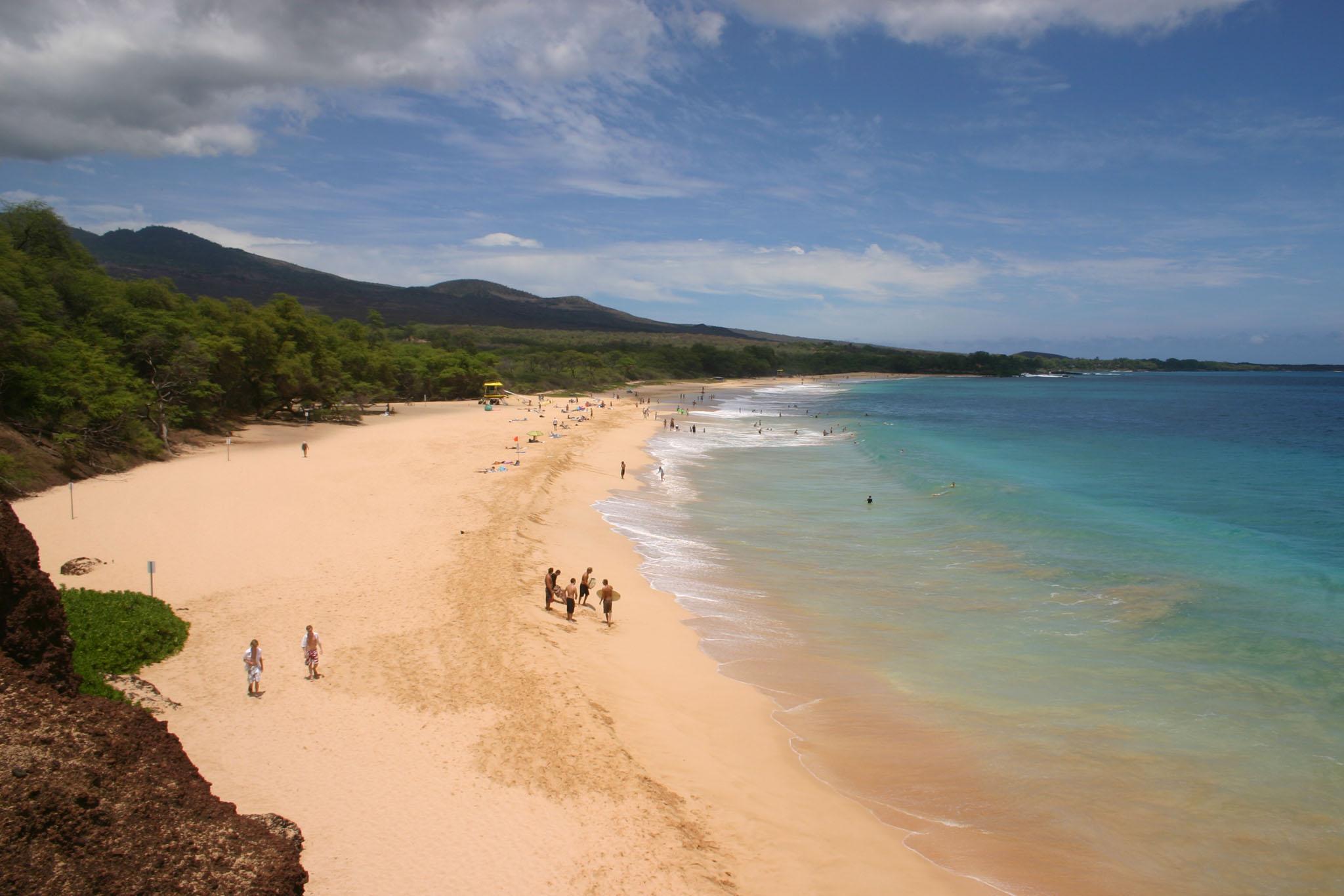 Nude Beach Videos big beach | maui guidebook