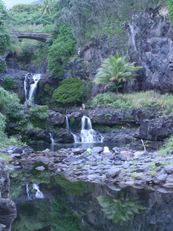 The Pools of 'Ohe'o, (HNP Kipahulu)