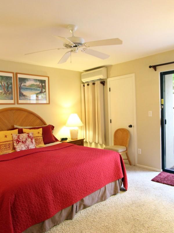 Maui Kamaole k108 Master Bedroom